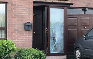 Shots fired at Lurgan house in 'reckless attack'