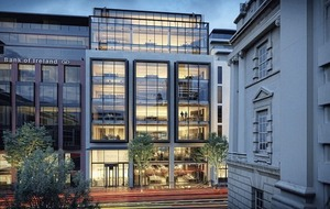 New Belfast city centre office block due for completion next year