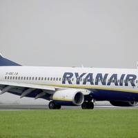 Profits slump by more than a quarter at Ryanair in turbulent times for aviation industry