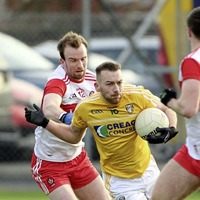 Lamh Dhearg's Kevin Quinn embracing the challenge of facing Tyrone
