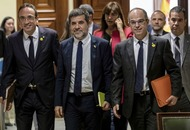 Separatist leaders on trial for Catalonia secession attempt allowed to attend Spanish parliament