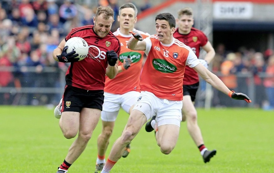 Armagh skipper Rory Grugan: Ending our losing streak against Down doesn't mean we're guaranteed success