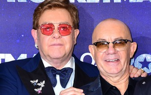 Bernie Taupin struggling to process Rocketman biopic