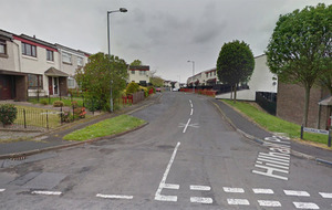 Couple and teenage daughter escape injury in Lisburn gun attack