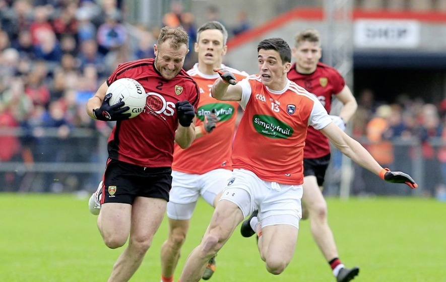 0ad42b242b5 Down v Armagh: Five talking points from the dramatic Ulster SFC clash