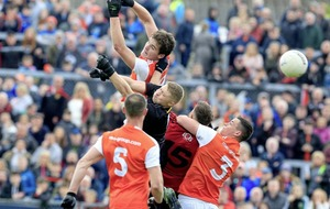 Danny Hughes: Young players from Down and Armagh stepped up when it really mattered