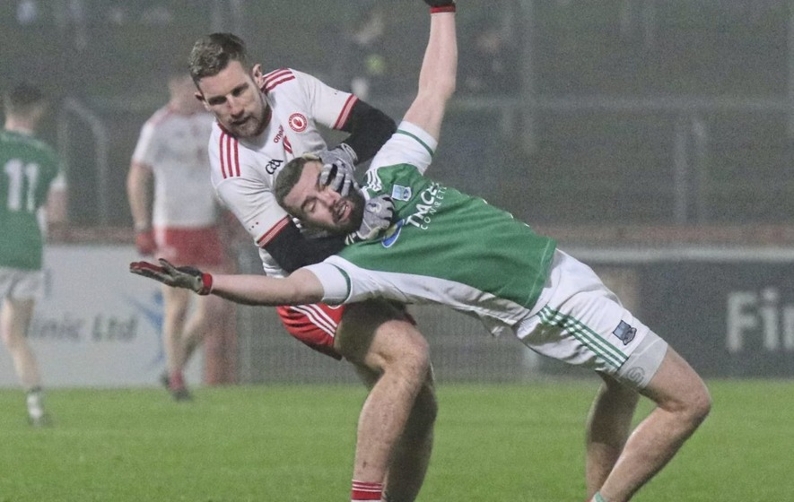 James McMahon and Fermanagh working on bridging the gap