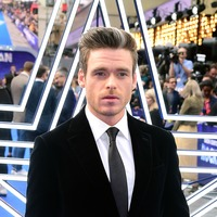 Gay sex scenes should not be a big deal, says Rocketman star Richard Madden