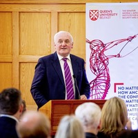 Backstop will not happen as EU and UK `will reach trade deal' - Bertie Ahern