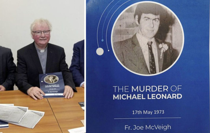 Police admit 1973 RUC killing of Catholic man Michael Leonard was murder
