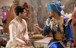Aladdin remake with Will Smith should have wished for better CGI