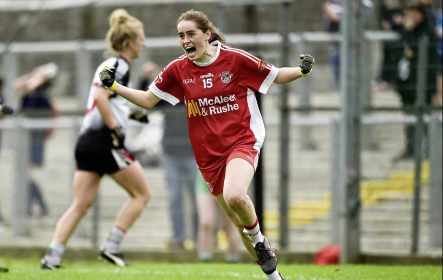 Ladies' football and camogie to form double headers with Ulster SFC semi-finals