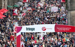 Venue partnership will bring almost 1,000 shows to Edinburgh Festival Fringe