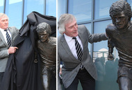 George Best statue unveiled in Belfast