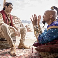 Will Smith, genie: Aladdin was a great opportunity to use myself fully as an artist