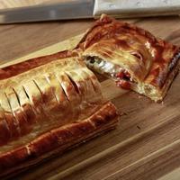 James Street Cookery School: Vegetable sausage roll, Chorizo and ricotta lasagne