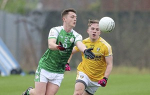 Odhran Eastwood trying to be part of the answer to Antrim's conundrum