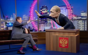 BBC announces new chat show – with 'Vladimir Putin' as host