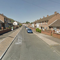Three children escape injury after shot fired at west Belfast house