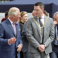 New Belfast mayor John Finucane 'won't be deterred' after loyalist threat
