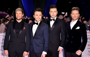 Westlife 'ecstatic and emotional' as comeback tour kicks off in Belfast