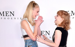 Sophie Turner and Jessica Chastain promote Dark Phoenix in London