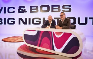 Vic & Bob's Big Night Out returning with new series