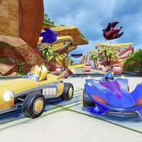 Games: Team Sonic Racing's multi-player fun leaves Mario eating dust