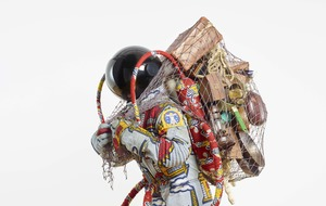 Yinka Shonibare's life-size astronaut sculpture to go on show
