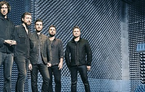 Snow Patrol: Thousands to descend on Bangor for Ward Park 3