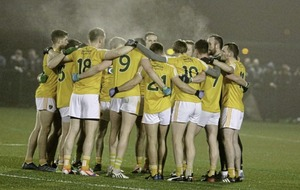 Brendan Crossan: Current Antrim footballers paving the road to a brighter future