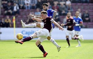 Local Hearts hero Bobby Burns dreaming of Scottish Cup final glory