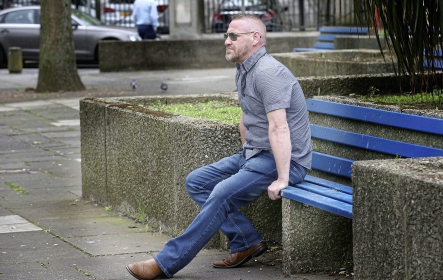 0cfd6c9552f36 Former Derry and Antrim hurler Kevin Collins  fears for life after MI5  attempts to recruit as informer