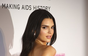 Kendall Jenner among A-list stars attending Aids fundraiser in Cannes