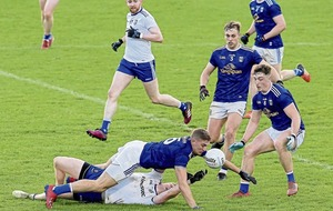 Enda McGinley: Monaghan have the capacity to bounce back from loss to Cavan