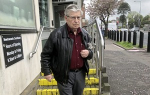 Pensioner alleged attacked by 86 year-old partner 'may not be co-operating' with police investigation court hears