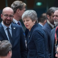 Theresa May: Female MPs reflect on PM who led 'in a man's world'