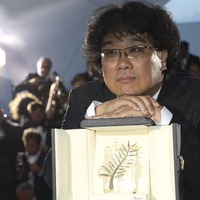 South Korean film Parasite claims Palme d'Or glory at Cannes