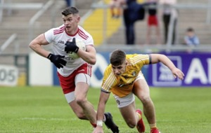 Antrim v Tyrone: Tactical takes and ref watch