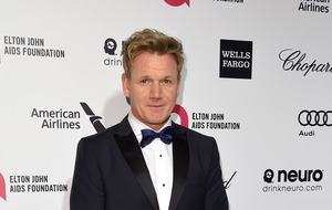 Gordon Ramsay fainted at birth of fifth child