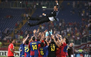 On This Day - May 27 2009: Barcelona beat Manchester United 2-0 in the Champions League final