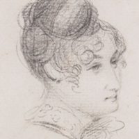 Rare portrait of John Constable's great love goes to auction