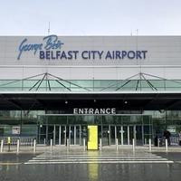Flight delays shortest at Belfast City Airport