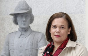 Mary Lou McDonald reflects on 'challenging weekend' for Sinn Féin