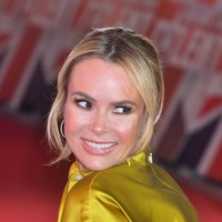 Amanda Holden apologises after swearing during live BGT show