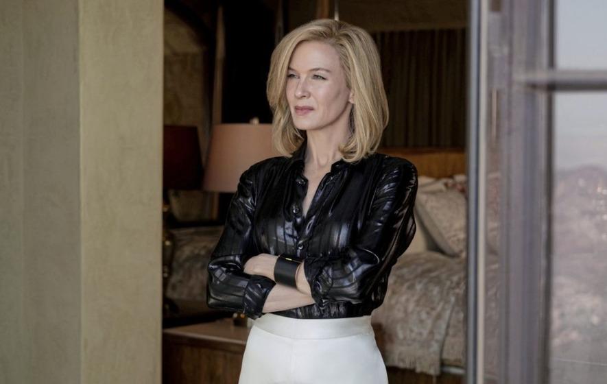 TV Quickfire: Renee Zellweger on her new Netflix thriller series