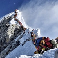 Inexperienced Everest climbers impeding others and causing deadly delays
