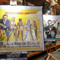 Classic British film posters to go under the hammer