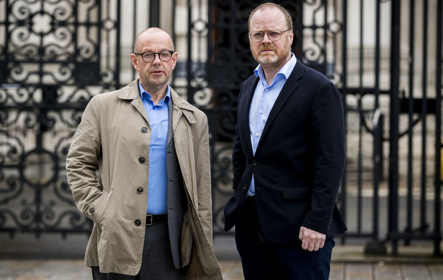 Loughinisland Journalists Urge Police To 'stop Digging' As