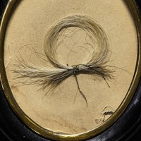 Beethoven's lock of hair expected to fetch £15,000 at auction